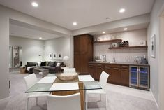 New Showhomes! (Calgary + Edmonton) - contemporary - Basement - Edmonton - Sabal Homes