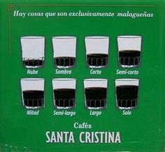 Café en Málaga