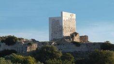 «Se ha buscado el acabado que tenía la torre del castillo de Matrera en su origen»