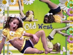Mackenzie solo old west :) credit to love dance