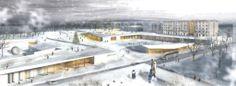 Liepaja: Urban regeneration in Karosta Research Lab, Up, Dessert, Urban, Design, Outdoor, Outdoors, Desserts