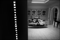 At Home.  © Paul Salmon.