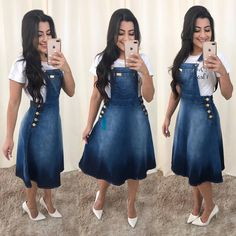 Swans Style is the top online fashion store for women. Shop sexy club dresses, jeans, shoes, bodysuits, skirts and more. Modest Casual Outfits, Modest Wear, Trendy Dresses, Modest Dresses, Classy Outfits, Modest Fashion, Cute Dresses, Fashion Dresses, Stitching Dresses