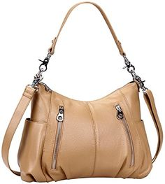 New Trending Shopper Bags: Leyan Fashion Ladys Will Leather bags Cross Body Shoulder Bag Satchel Handbag Hobo Shopper Purse (kaki). Leyan Fashion Lady's Will Leather bags Cross Body Shoulder Bag Satchel Handbag Hobo Shopper Purse (kaki)  Special Offer: $59.86  366 Reviews ATTENTION PLEASE:【!】LEYAN is an US registered trademark, unauthorized sale without permission, we will investigated for legal...