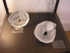 making sand molds for fused glass - Google Search