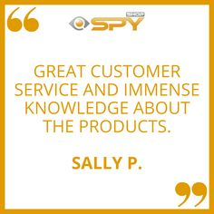 Thank you for your kind words, Sally! Much appreciated. Spy Shop, Kind Words, Sally, Appreciation, Knowledge, Shopping, Cute Words, Facts