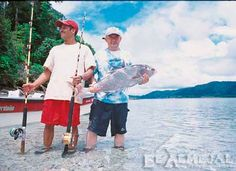 Pesca Deportiva.
