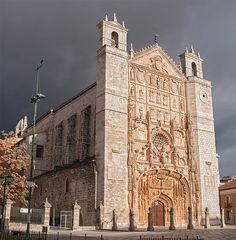 Church – Iglesia de San Pablo, Valladolid (Spain)
