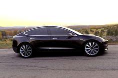 2017 Tesla Model 3 Sedan: Specs, Price, Range