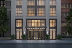 A Glance at the Upper East Sides Sparkling New Residential: Sixty East Eighty Sixth
