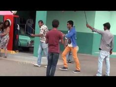 Run Raja Run Movie    Bujji Ma Song Making