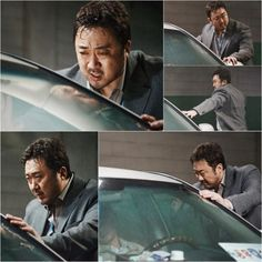 [Video] Added new Ma Dong-seok stills and making-of video for the #kdrama '38 Revenue Collection Unit'