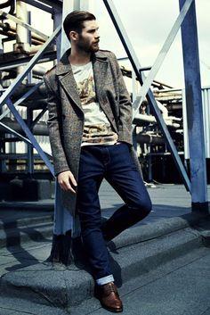 The Style Examiner: River Island Holloway Road autumn/winter 2013 menswear