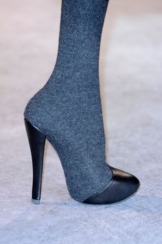 Ulyana Sergeenko at Couture Fall 2013 - StyleBistro