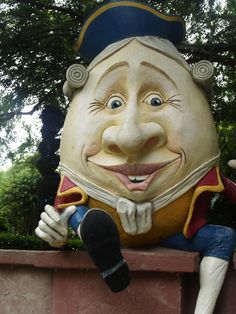 humpty dumpty story book forest, Pittsburgh, PA
