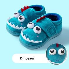 Boys Autumn Winter Slippers Girls Cute Cartoon Dinosaur Price: 21.99$ Shipping: Free Winter Slippers, Kids Slippers, Slippers For Girls, Girls Unicorn Slippers, Dinosaur Shoes, Cartoon Dinosaur, Walker Shoes, Baby Boy Shoes, Kids Sneakers