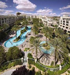Resort Grounds at the #Worldmark Las Vegas Boulevard in #LasVegas, #Nevada.