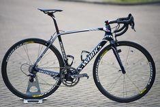Vincenzo Nibali's Shark Specialized S-Works Tarmac, Tour de France - 2014