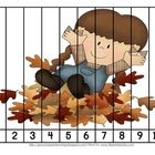 Great for a Fall Harvest Theme! Print and cut these adorable Number Order and Skip Counting Puzzles for an easy addition to your Math Workstation C. Fall Preschool, Kindergarten Activities, Preschool Activities, Counting Puzzles, Skip Counting, Autumn Art, Autumn Theme, Tree Study, Ordering Numbers