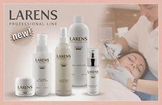 WellU moja pasja: Linia Larens Professional