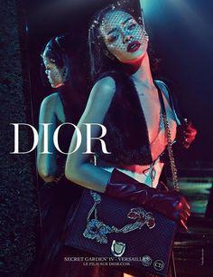 Dior Campaign Rihanna