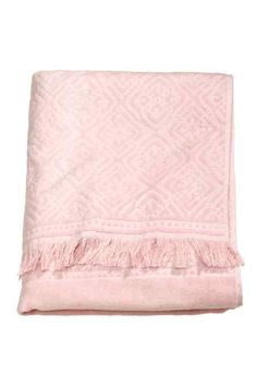 Rose Quartz Bath towel