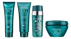 Review, Ingredients : Kérastase Resistance Therapiste Shampoo, Conditioner, Mask, Leave-in Treatment
