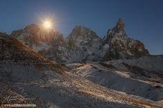 Superluna sopra le Dolomiti! #superluna #supermoon #lunapiena #moon #dolomiti