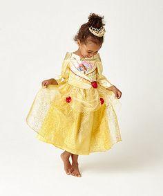 Disney Belle Dress Up (Age 3-4 years)
