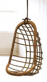 Hanging Rattan Chair - Tonic Home