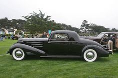 1937 Cadillac V-16 Series 90 Fleetwood 2-Passenger Coupe