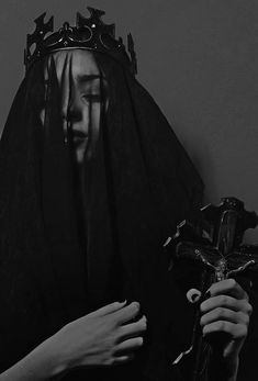 Black Madonna #dark #religion