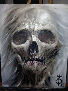 Художник Zack Dunn - Арт - Библиотека - VeryScary.ru