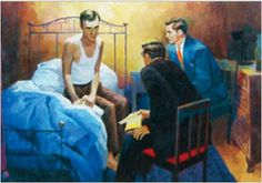 The birth of Alcoholics Anonymous   The Man in the Bed at City Hospital, Akron OH