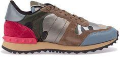 Valentino 'Rockrunner' sneakers - $895.00