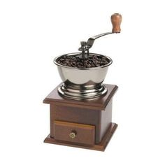 Fox Run Craftsmen Classic Hand Crank Manual Coffee Grinder >>> You can get additional details at the image link.