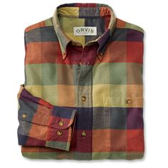 Just found this Flannel Shirts Plaid - The Autumn Flannel Shirt -- Orvis on Orvis.com!