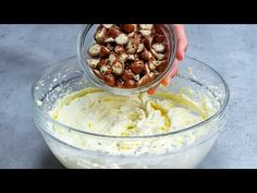 Tort KINDER cu care vei uita de cuptor, este IREAL de gustos si aspectuos! - YouTube Baking Recipes, Cake Recipes, Melted Butter, Four, Cheesecakes, No Bake Cake, Biscuits, Oatmeal, How To Look Better