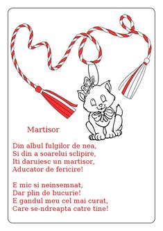 An Nou Fericit, 8 Martie, Romantic Surprise, Romania, Colouring, Poems, Crafts For Kids, Life Quotes, March