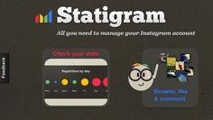 Statigram! conhece?
