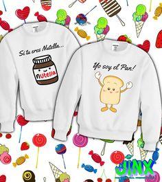 Playera, Camiseta, Sudadera, Nutella, Pan  Colores Disponibles : Mod. #518 -Nutella Disponible      Nuestra promesa: 100% ...