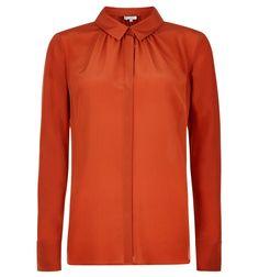 Calla Shirt - rust
