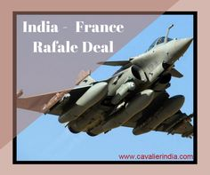 This will really improve India's strike & Defence capabilities. Read more about this deal : https://cavalierindiadefencecareeracademy.blogspot.in/2016/09/india-france-ink-deal-for-36-rafale.html