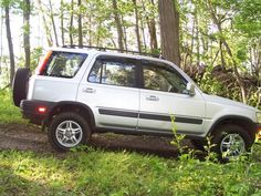 1999 honda crv lift kit