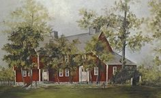 """About 1650, James came to Pequot (New London), CT. A house which later became the old Avery Homestead, known as the """"Hive of the Averys,"""" and stood at the head of Birch Plain, was built around 1656. Here, the second Captain James Avery, oldest son of the founder, lived with his family from 1671 until his death in 1728.Geni - Photos in Photos of Joanna Avery"""
