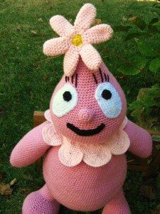 Free Crochet Pattern - Foofa