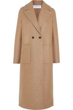 Harris Wharf wool coat