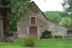 little stone Barn
