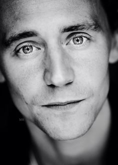 Tom... Why do I like your face so much?