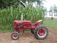 Farmall Cub Tractor...for Bill  One of his favs he still uses to this day!!
